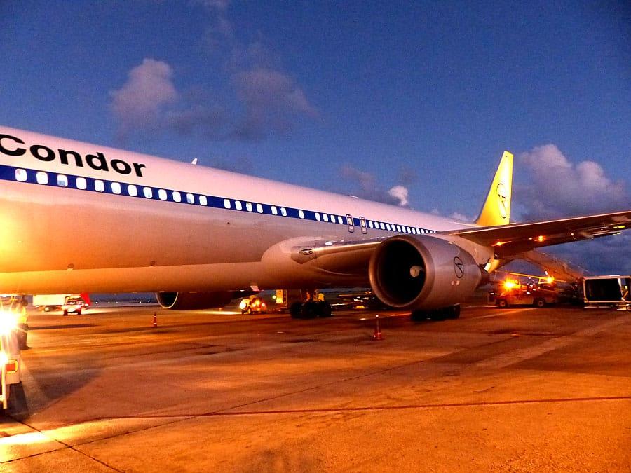 Barbados Flug mit Condor ab Frankfurt